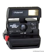 "Polaroid: Polaroid 600 ""Business Edition 2"" camera"