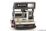 Polaroid: Polaroid 630 SL Lightmixer camera