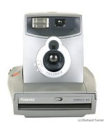 Polaroid: Spectra 1200 FF camera