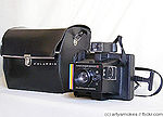 Polaroid: Super Colour Swinger II camera