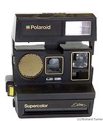 Polaroid: Supercolor Elite camera
