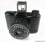 Pouva Karl: Pouva Start (folding viewfinder) camera