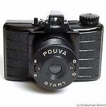 Pouva Karl: Pouva Start (optical viewfinder) camera
