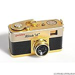 Riken: Golden Ricoh 16 camera