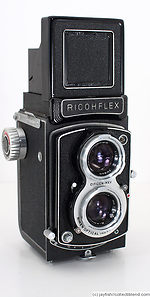 Riken: Ricohflex Diamond (Dia) camera