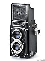 Rollei: Rolleicord IV camera