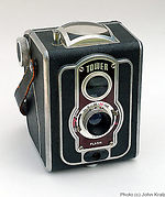Sears Roebuck: Tower 120 Flash camera