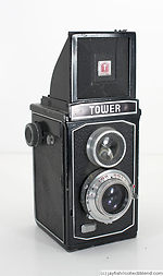 Sears Roebuck: Tower Reflex (No.II - Bolta Photina I) camera