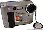 Sony: Mavica FD-71 camera