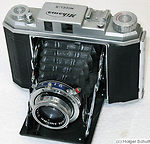 Suruga Seiki: Mihama Six Model II camera