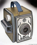 Vasconellos: Bieka camera