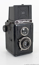 Voigtländer: Brillant V6 camera