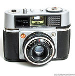 Vredeborch: Felicetta BL35 (chrome) camera