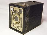 Vredeborch: Pallux Box (black) camera