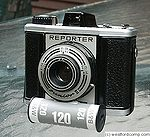 Vredeborch: Reporter Junior II camera