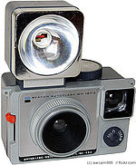 Whitehouse: Beacon Autoflash WH 127-A camera
