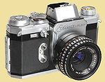 Wirgin: Edixa Flex (1963) camera