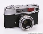 Yashica: Minister D camera