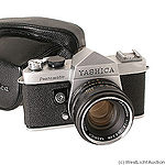 Yashica: Pentamatic I camera