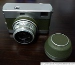 Zeiss, Carl VEB: Werra 3 (olive) camera