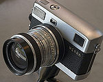 Zeiss, Carl VEB: Werramatic camera