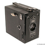 Zeiss Ikon: Box Tengor 54/15 camera