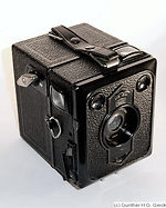 Zeiss Ikon: Box Tengor 54 camera