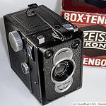 Zeiss Ikon: Box Tengor 55/2 camera