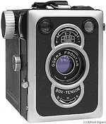 Zeiss Ikon: Box Tengor II 56/2 camera