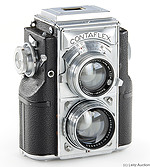 Zeiss Ikon: Contaflex (TLR) camera