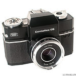 Zeiss Ikon: Contaflex 126 (10.1102) (black) camera