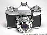 Zeiss Ikon: Contaflex IV 864/24 camera