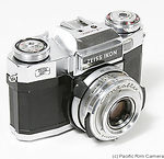 Zeiss Ikon: Contaflex Super B (10.1272) camera