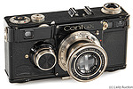 Zeiss Ikon: Contax I b camera