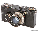 Zeiss Ikon: Contax I d camera