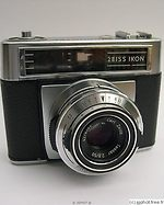 Zeiss Ikon: Contessa LKE (10.0638) camera