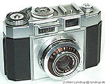 Zeiss Ikon: Contina II (527/24) camera