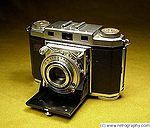 Zeiss Ikon: Contina II folding (524/24) camera