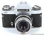 Zeiss Ikon: Icarex 35 camera