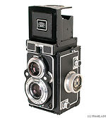 Zeiss Ikon: Ikoflex Favorit (887/16) camera