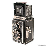 Zeiss Ikon: Ikoflex II (851/16) camera