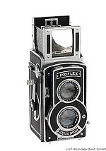 Zeiss Ikon: Ikoflex III (853/16) camera