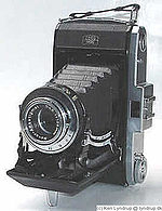 Zeiss Ikon: Nettar 518/2 camera