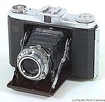 Zeiss Ikon: Nettar 523/16 camera