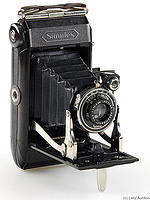 Zeiss Ikon: Simplex 511/2 camera