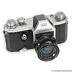 Zeiss Ikon VEB: Contax S (Model C) camera