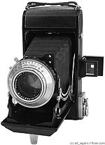 Zeiss Ikon VEB: Ercona (I) camera