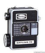 unknown companies: Gatling 72 camera