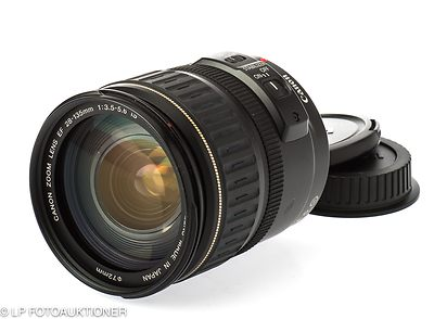 Canon: 28-135mm f3.5-f5.6 EF IS USM camera