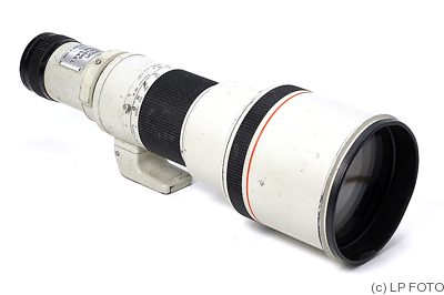 Canon: 500mm (50cm) f4.5 FDn L camera